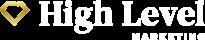 Logo HLM White